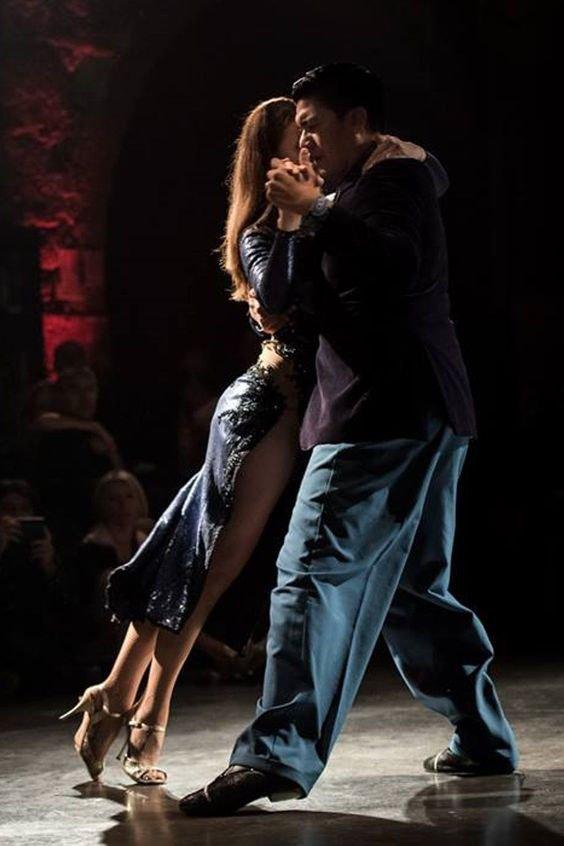 Tango Dance History