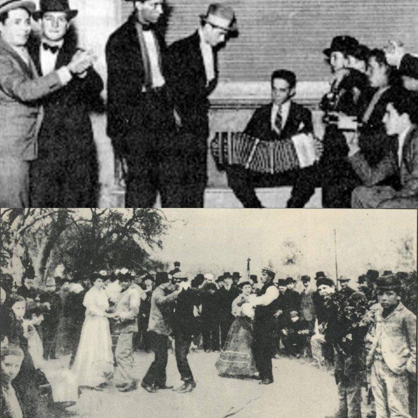 Tango-Dance-History